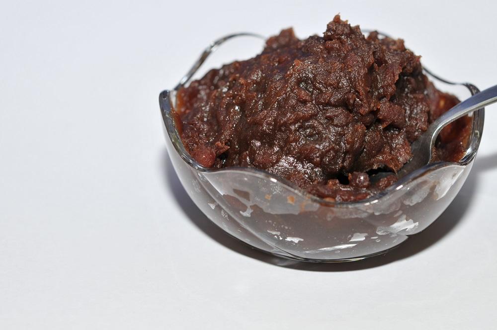 粒あん(椰子の花蜜使用)